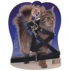 Зооник Шлейка с поводком 1,5м для кошек (1314-1), 0,06 кг