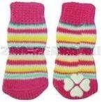 Dezzie Носочки розовые, S, 2,5*6,5см (5625301), 0,01 кг