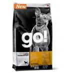 Корм Go! Беззерновой для щенков и собак со свежей уткой для чувст. пищеварения (Sensitivity + Shine Duck Dog Recipe, Grain Free, Potato Free) 24-12, 0,23 кг