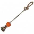 """Dezzie Игрушка """"Веревка № 6"""" для собак, 60см, хлопок, резина (5608072), 0,18 кг"""