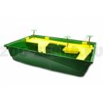 Benelux Закрытый домик для черепахи L, 60 * 40 * 30 см H (Turtle box large) 447, 2,5 кг
