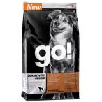 Корм Go! Беззерновой для Щенков и Собак со свежей олениной для чувств. пищеварения (Sensitivity + Shine Venison Recipe Grain Free, Potato Free 22/12), 0,23 кг