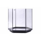 Benelux Аквариум шестиугольный, 34*31*3 см (Glass fish tank hexa 1) 4491, 3 кг