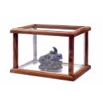 Benelux Аквариум в деревянной раме с декором, 32*22*22 см (Aquarium glass + wood + decor small size) 44185, 2 кг