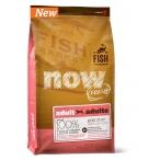 Корм Now Fresh Беззерновой для Взрослых Собак с Форелью и Лососем для чувств. пищеварения (Grain Free Fish Adult Recipe DF 24/14), 11.35 кг