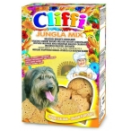 """Cliffi Лакомство для собак """"Хрустящее печенье"""" (Jungla mix) PCAT214, 0,85 кг"""