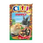 Cliffi для Кроликов с фруктами и морковью (Pippo Premium for Dwarf rabbits) PCRA022, 1.5 кг