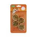 TiTBiT Тарталетки с кукурузой и петрушкой для Хомяка (блистер) Б2-M (0677), 0,037 кг