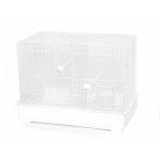 Benelux Клетка для птиц белая 65*34*43 см, 2,5 кг