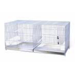 Benelux Клетка для птиц двойная 90*40*44 см, 15 кг