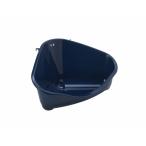 Moderna Туалет для грызунов pet's corner угловой большой, 49х33х26, черничный, 400 г