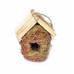 """Benelux Домик для птиц """"Натуральный"""" 15*12*20 см, 260 г"""