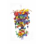 """Benelux Игрушка-дразнилка для длиннохвостых попугаев """"Большая Фантазия"""" 21x28x80 см, 2 кг"""
