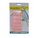 Benelux Пластиковая лесенка для птиц 5 ступеней, 20 г