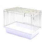 Benelux Клетка для размножения/ванночка для птиц 24*16*19 см, 500 г