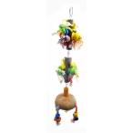 """Benelux Игрушка-дразнилка для длиннохвостых попугаев """"Малая Фантазия"""" малая 13x13x80 см, 750 г"""