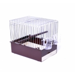 Benelux Клетка для птиц 24*16*20 см, 500 г