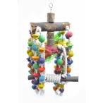 "Benelux Игрушка-дразнилка для длиннохвостых попугаев ""Макс"" 25x33x85 см, 3 кг"