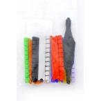Benelux Кольца для волнистых попугайчиков 4 мм, 100 шт., 1 г