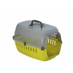 Moderna Переноска Roadrunner с металлической дверцей, 31x51x34, лимонно-желтый (roadrunner I METAL door) MOD-T101-329-B, 1 кг