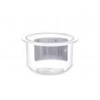 Benelux Пластиковая кормушка для яичного корма в круглом держателе маленькая o 4,5*3,5 см, 50 г