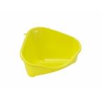 Moderna Туалет для грызунов pet's corner угловой большой, 49х33х26, лимонно-желтый (pet's corner large) MOD-R300-329, 400 г