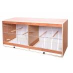 Benelux Деревянная клетка 80*30*40 см, 6,84 кг