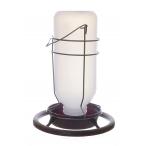 """Benelux Кормушка для птиц, пластиковая типа """"Фонтан""""(для вольера) 1 л, 24х18х2 см, 640 г"""