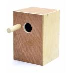 Benelux Деревянное гнездо для длиннохвостых попугаев 25.5*16.5*16 см, 1,08 кг