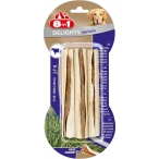 8in1 DELIGHTS Beef палочки с говядиной для мелких и средних пород 3х13 см