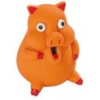 """Hunter Smart игрушка для собак """"Свинка Сэм"""" 10 см латекс"""