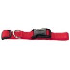 Hunter Smart ошейник для собак Ecco M (35-53 см) нейлон красный