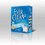 EVER CLEAN ES Unscented без ароматизатора 10 кг голубая полоска