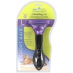 Furminator фурминатор для кошек больших короткошерстных пород Short Hair Large Cat 7 см