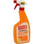 8in1 уничтожитель пятен и запахов от собак NM Orange-Oxy Formula спрей 710 мл