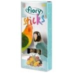 Fiory палочки для средних попугаев Sticks с фруктами 2х60 г