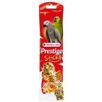Versele Laga палочка для крупных попугаев Prestige с орехами и медом 1х70 г