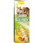 Versele Laga палочки для хомяков и крыс Crispy с попкорном и медом 2х50 г