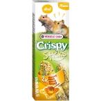 Versele Laga палочки для хомяков и песчанок Crispy с медом 2х55 г