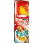 Versele Laga палочки для канареек Prestige с экзотическими фруктами 2х30 г