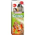 Versele Laga палочки для кроликов и морских свинок Crispy с фруктами 2х55 г