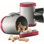 Flexi VARIO аксессуар Multi box S-M/L (бокс для лакомств/пакетиков д/сбора фекалий) красный