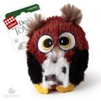 GiGwi игрушка для собак Сова с большой пищалкой 12 см