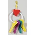Hagen игрушка для птиц - сердечко с ключами