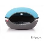 Ibbiyaya домик для кошек и собак Little Arena голубой