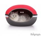 Ibbiyaya домик для кошек и собак Little Arena красный