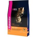 Корм Eukanuba EUK Cat корм с домашней птицей для взрослых кошек, 2 кг