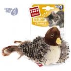 GiGwi игрушка для кошек Птичка со звуковым чипом