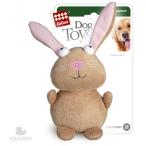 GiGwi игрушка для собак Кролик 16 см с пищалкой