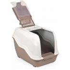 MPS био-туалет NETTA 54х39х40h см с совком коричневый